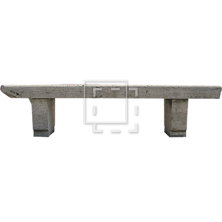 IE-concrete-bench