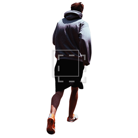 IE-jogger-in-a-gray-hoodie