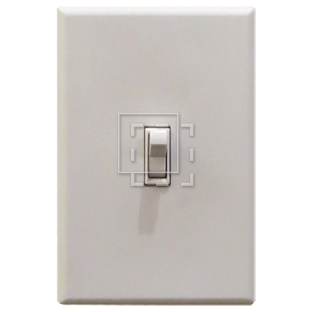 Simple Light Switch Cutout