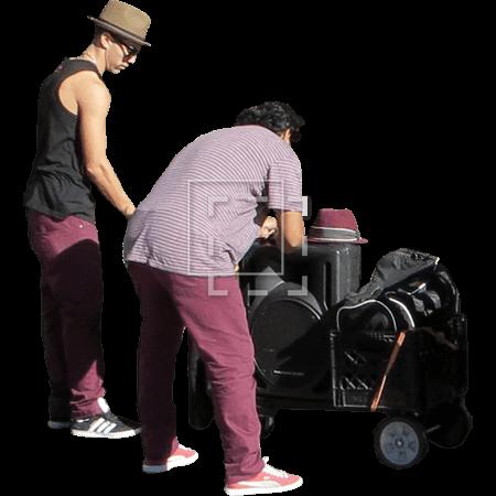IE-street-performers