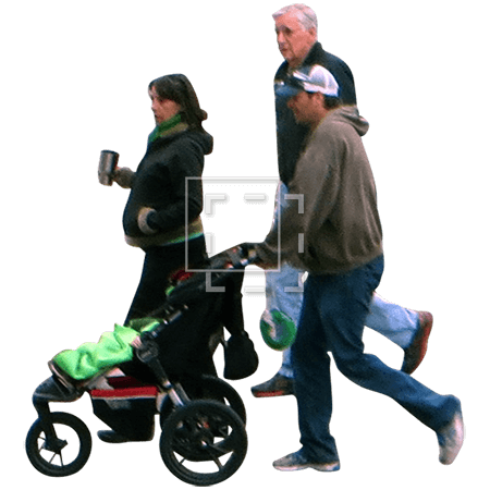 IE-three-adults-and-stroller