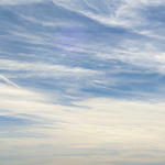 Wispy Cloud Background
