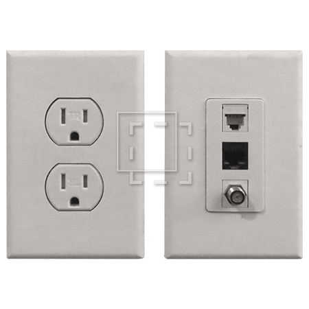 ie-duplex-and-network-receptacle